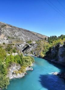 Byngy jump i New Zealand